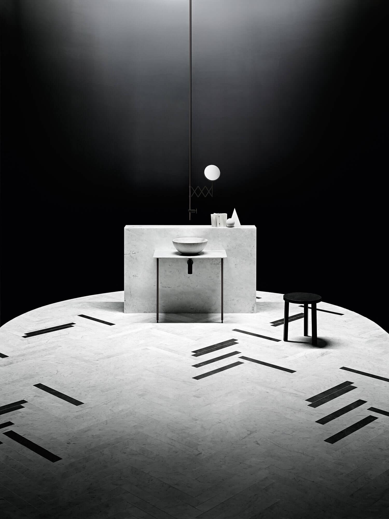 Est-Living-Ninfa-Bianco-Carrara