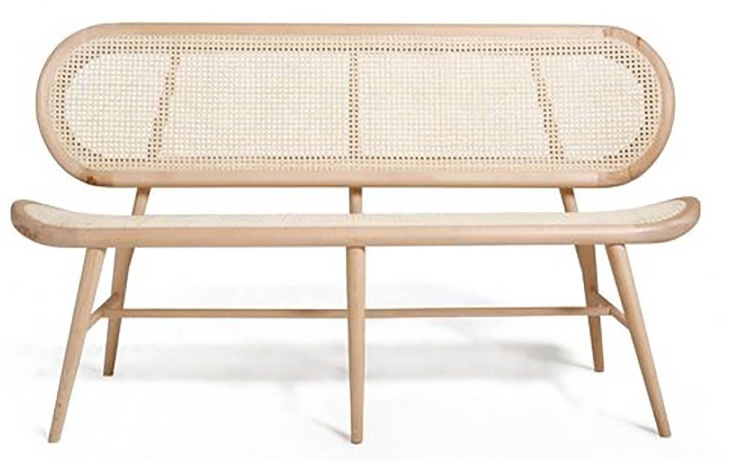 Est Living Wickedly Wickered Andreu Carulla Studio Bernandes Bench
