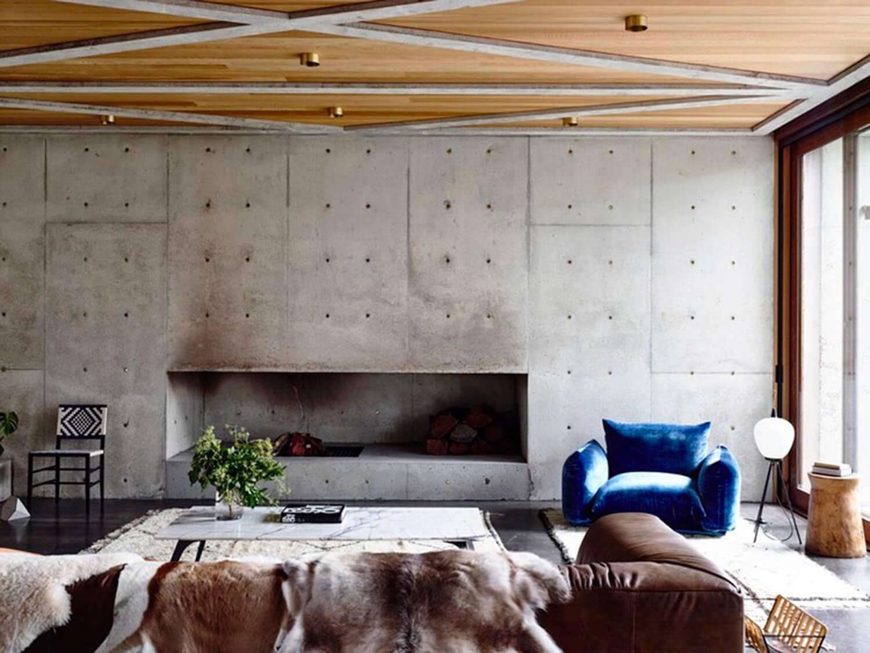 est living concrete house auhaus architects fire