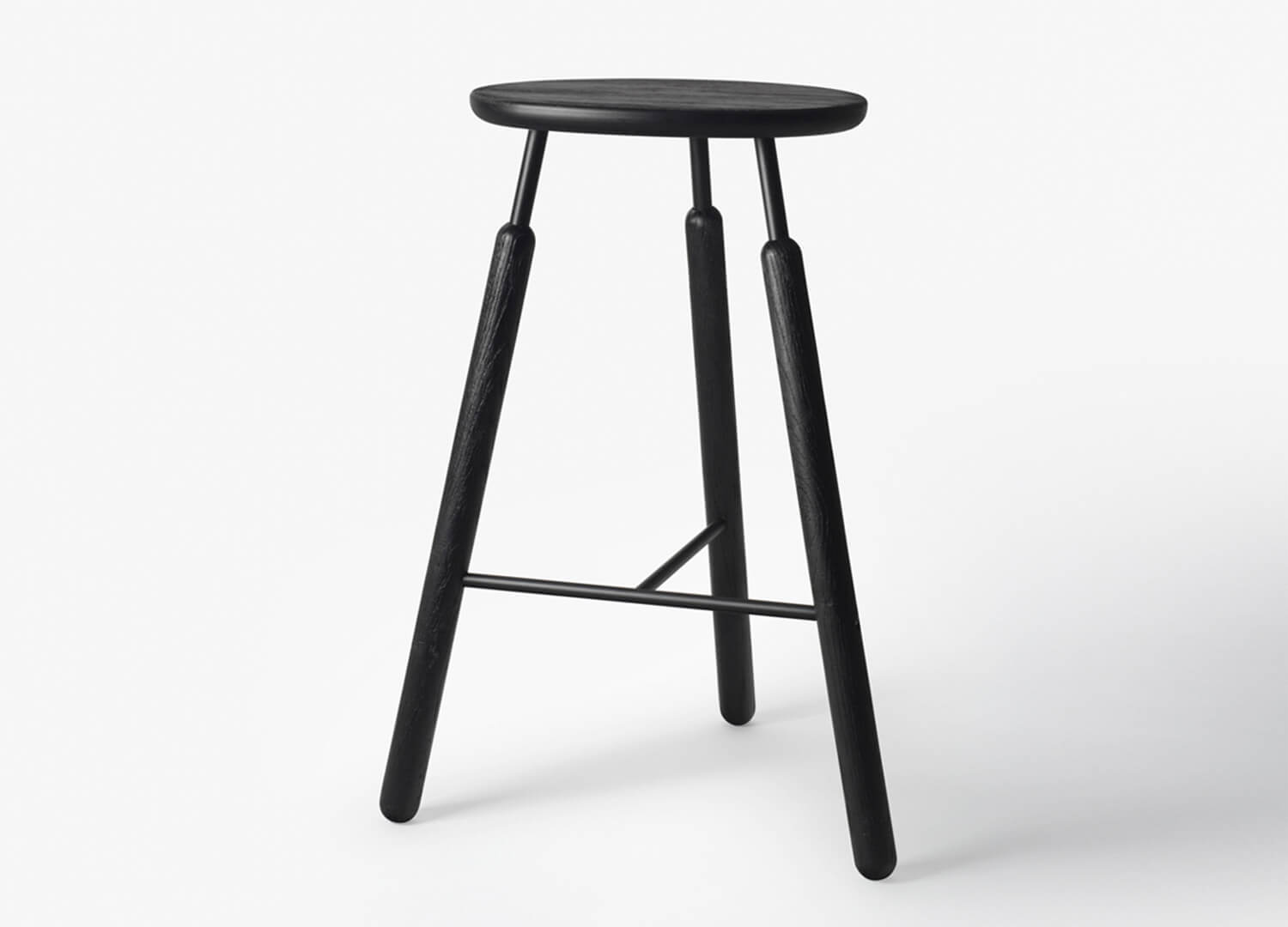 est living design covet raft stool norm architecture black