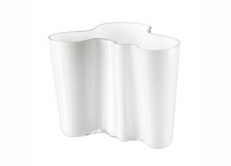 est living design directory iittala vase white