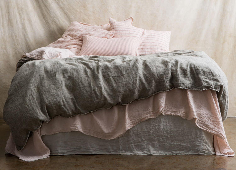 Linen Duvet Cover Hale Mercantile Co
