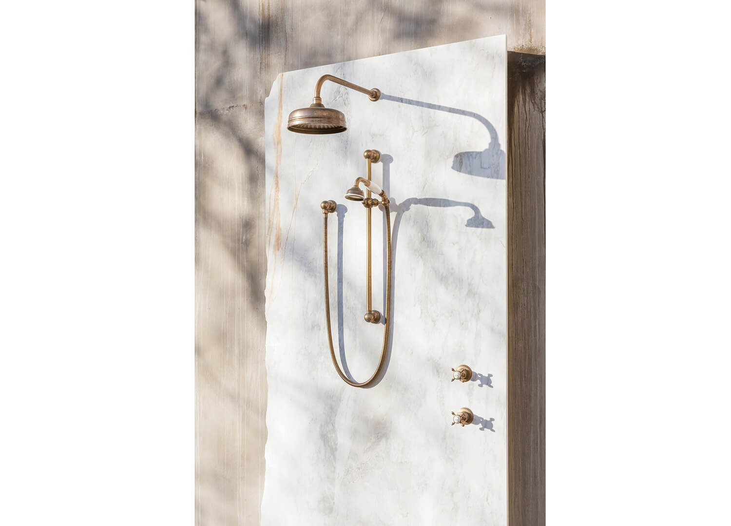 est living design directory outdoor shower set english tapware collection.01