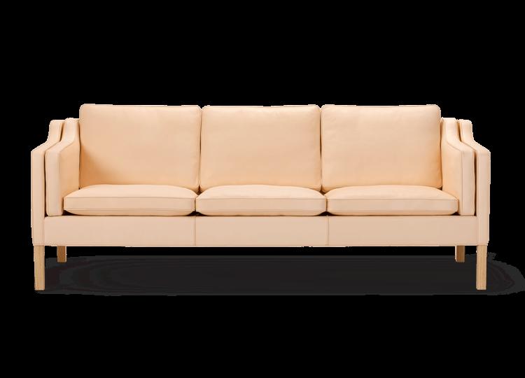Fredericia Club 2213 Sofa 3-Seater
