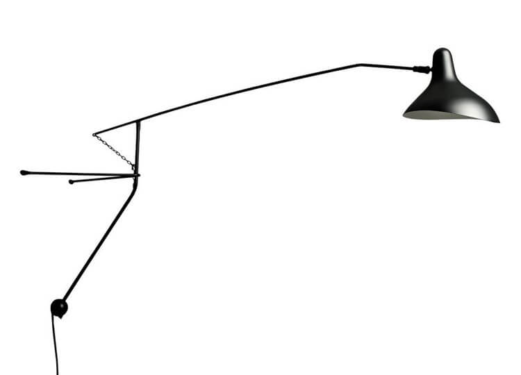 DCW Editions Mantis Wall Lamp