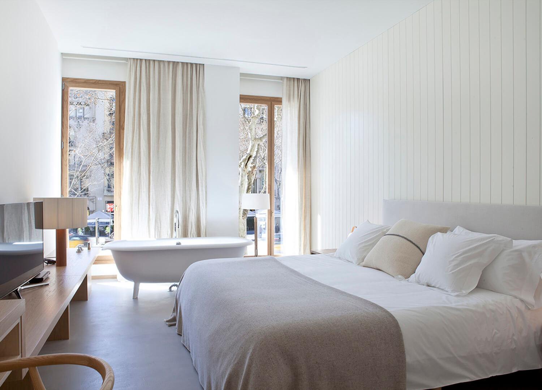 est living margot house barcelona guest room with bath