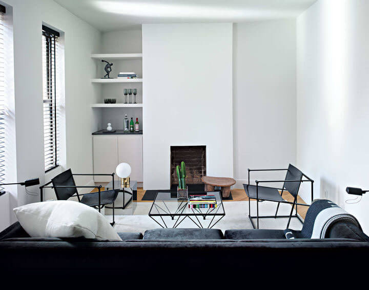 est living meat packing district apartment ash nyc living
