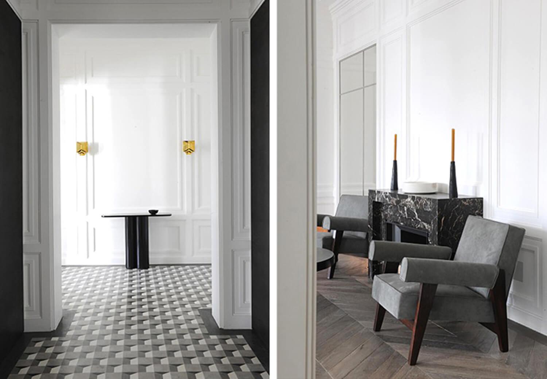 est-living-neuilly-apartment-joseph-dirand-living-hallway-tiles