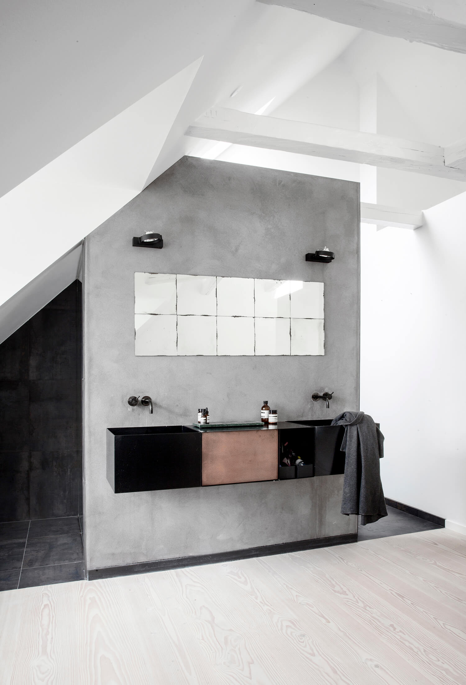 est living norm architects copenhagen attic bathroom.01