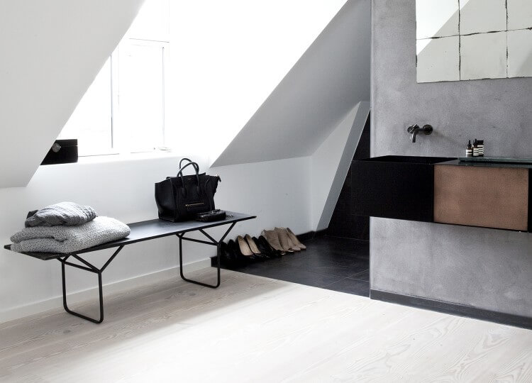 est living norm architects copenhagen attic bathroom.Feature 750x540