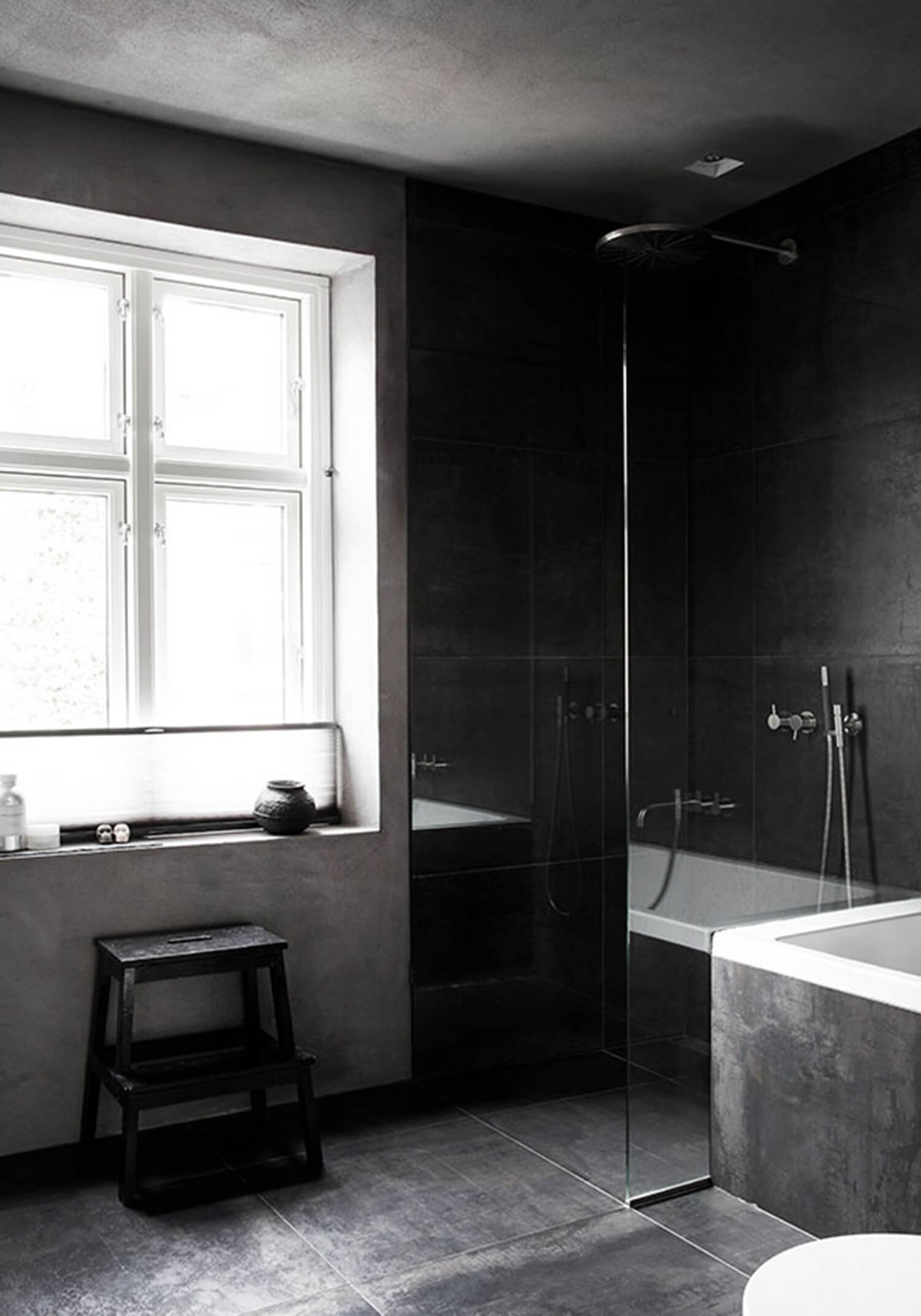 est living norm architects copenhagen townhouse shower.01