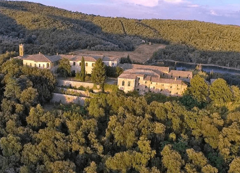 est living poggio santa cecila estate tuscan village.01