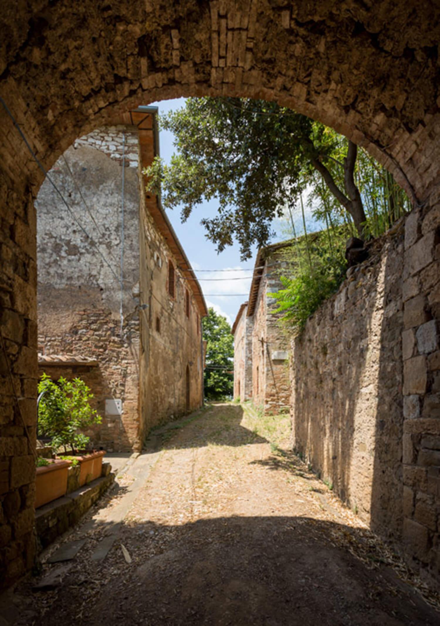 est living poggio santa cecila estate tuscan village.18