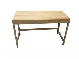 Rectangular Oak Desk