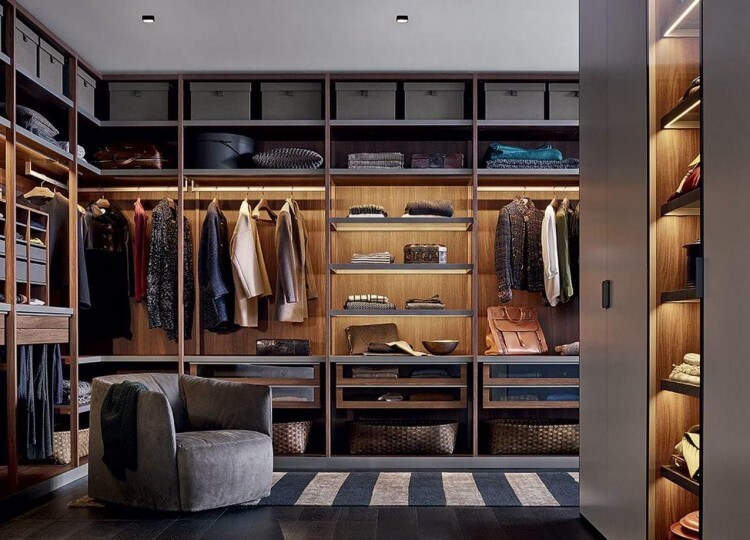 est living design directory senzafine walk in closet poliform.04 750x540
