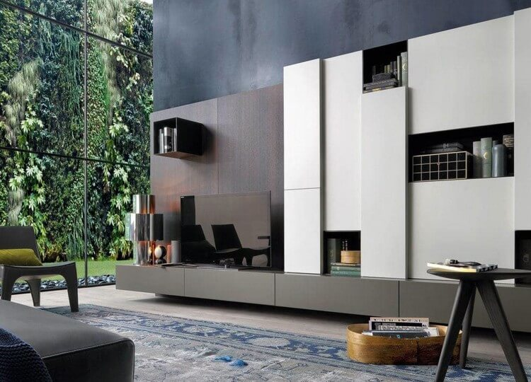est living design directory sintesi bookcase poliform.01 750x540