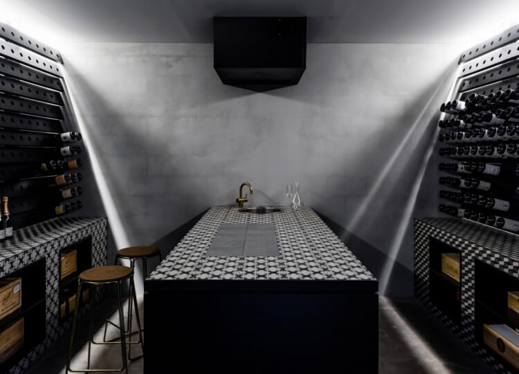 Bar & Cellar | Melbourne Warehouse Bar by ha