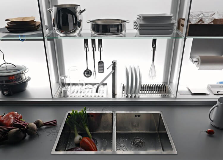 Rogerseller Valcucine Kitchen