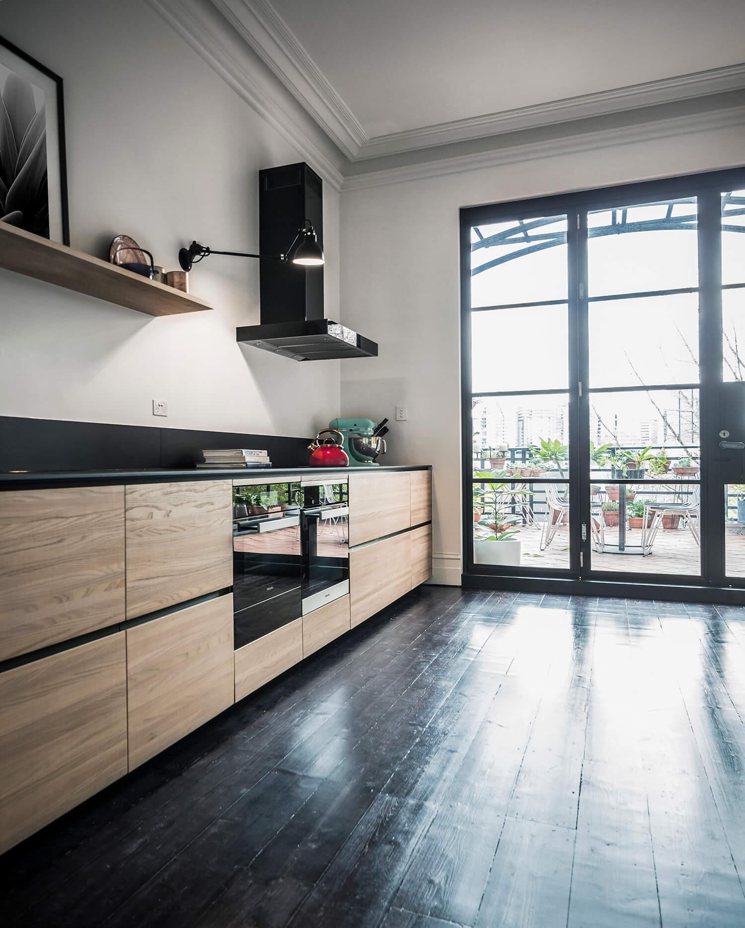 est living langdon house rogerseller kitchen