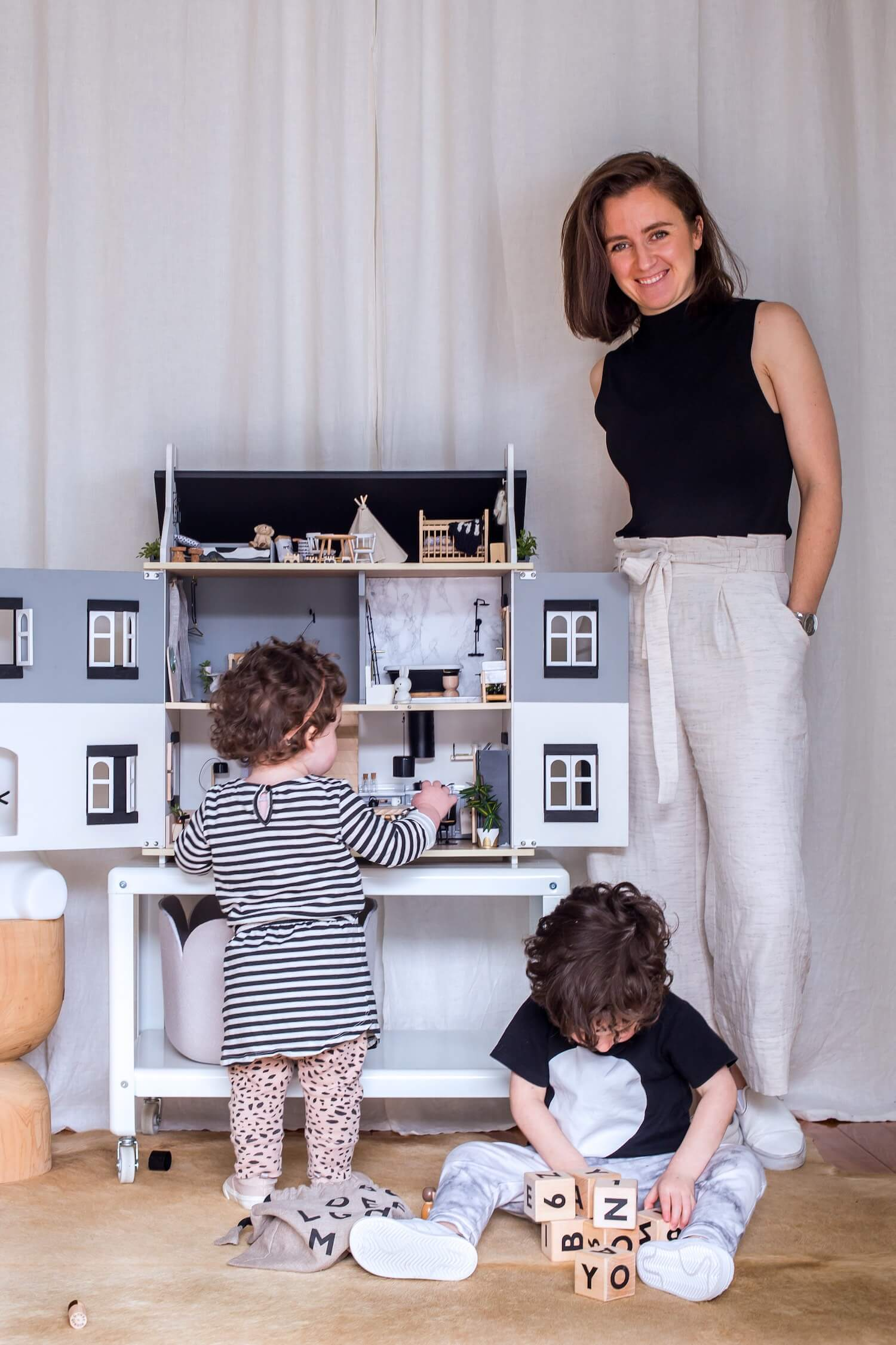 est living doll house get the look 2