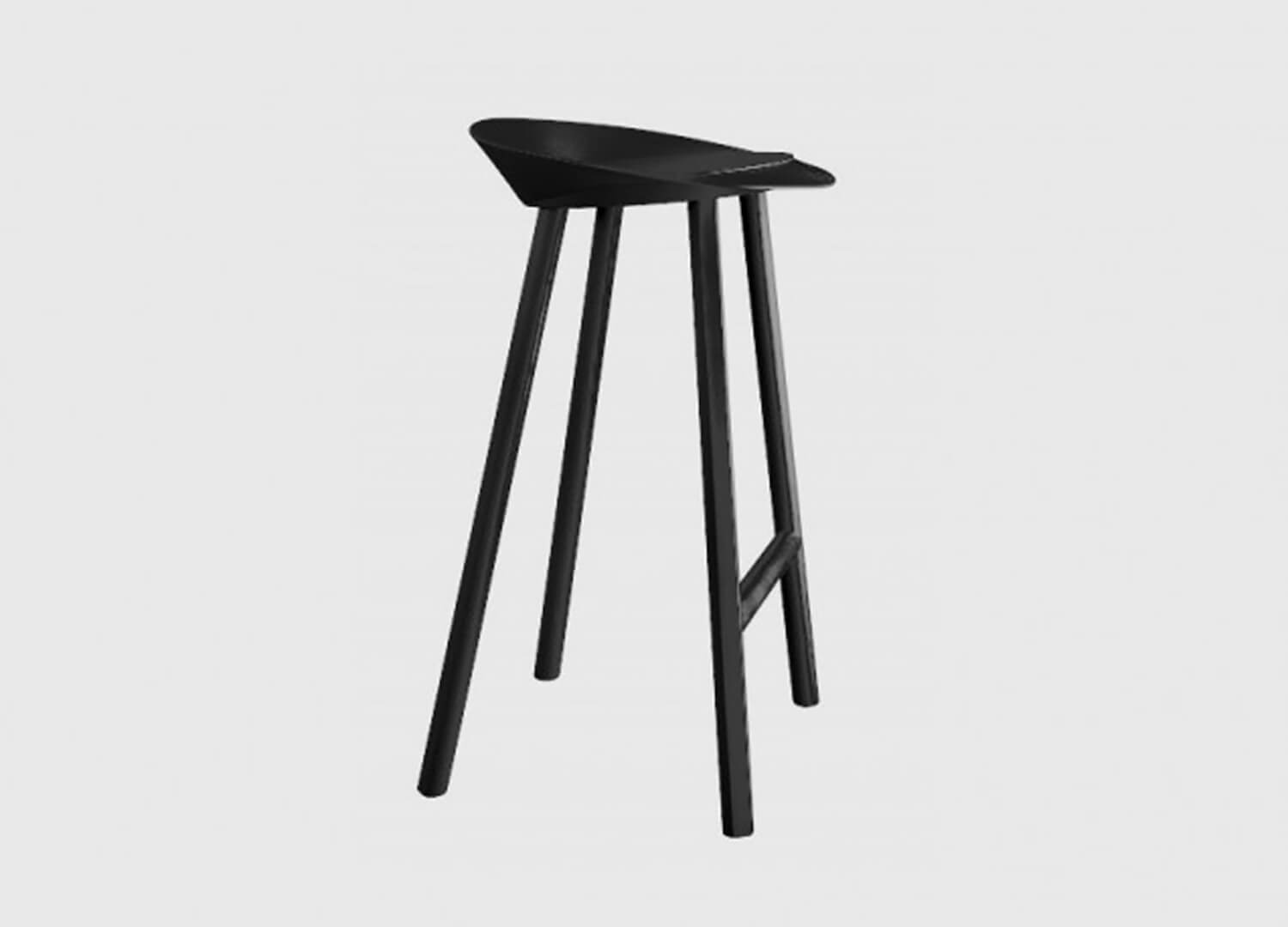 est living get the look carrical house jean stool black