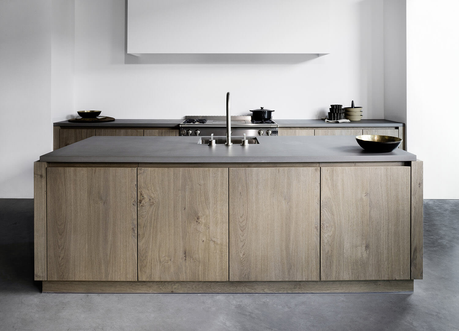 est living kitchen style piet boon signature