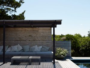Outdoor Living | Shelter Island Home by Ochre