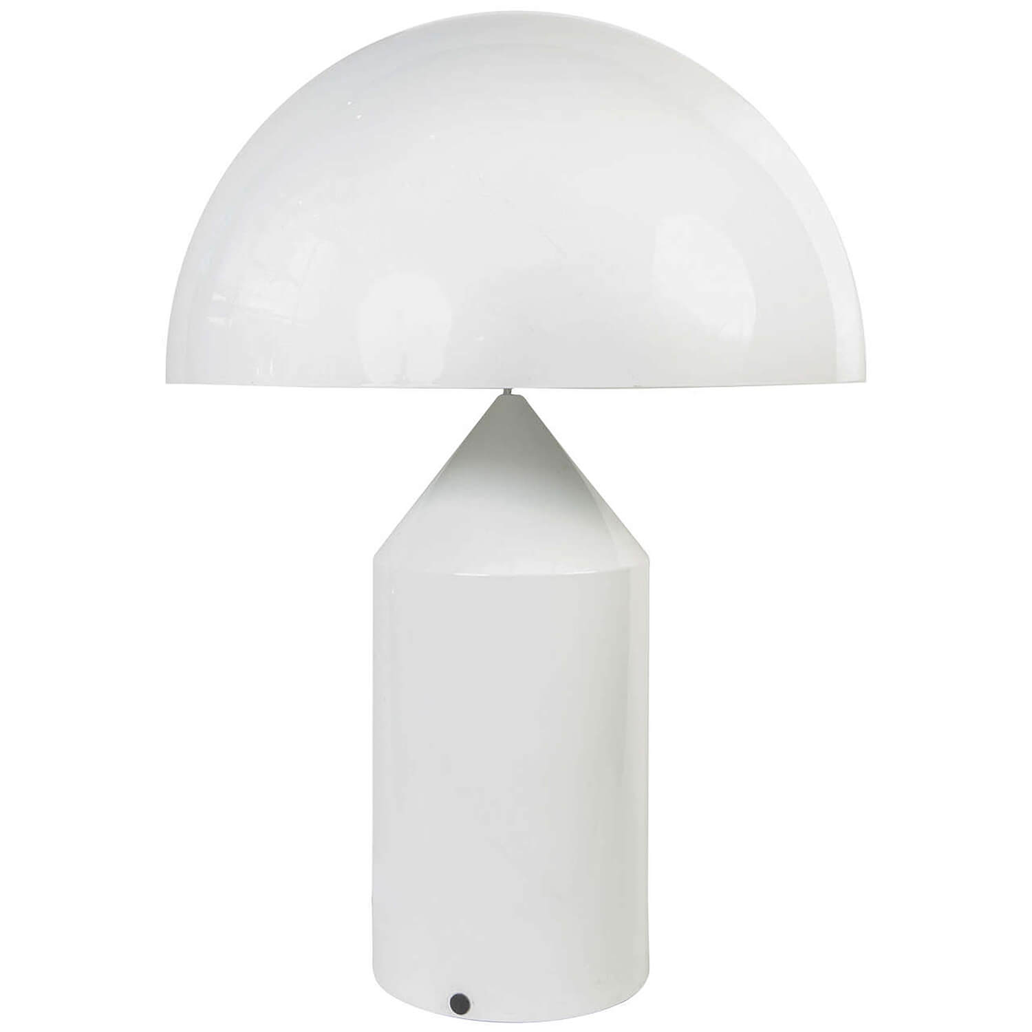 est living style hunter we are huntly magistretti atollo lamp