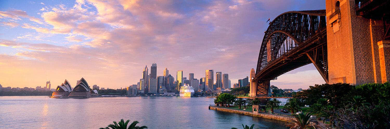 est living 48 hours in sydney travel itenary sunset cruise