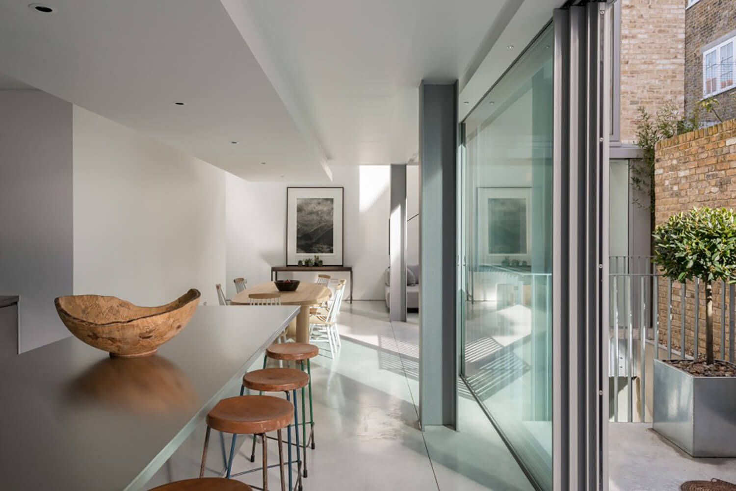 est living cheyne house london the modern house 24
