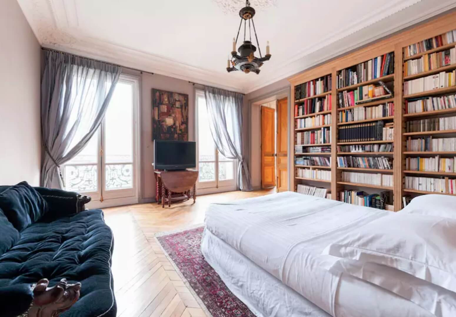 est living travel paris guide homes left bank boulevard saint germain 4
