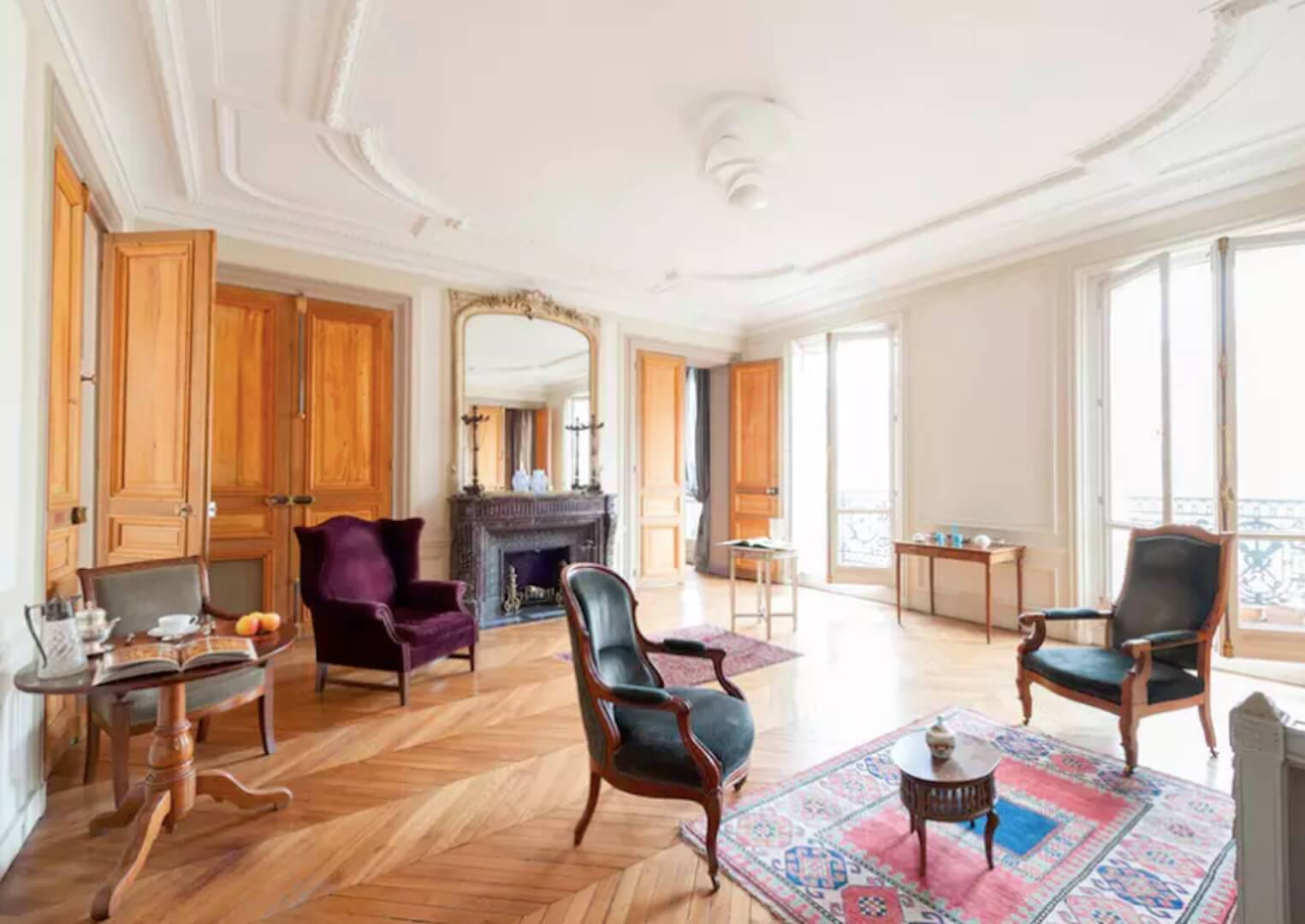 est living travel paris guide homes left bank boulevard saint germain 6