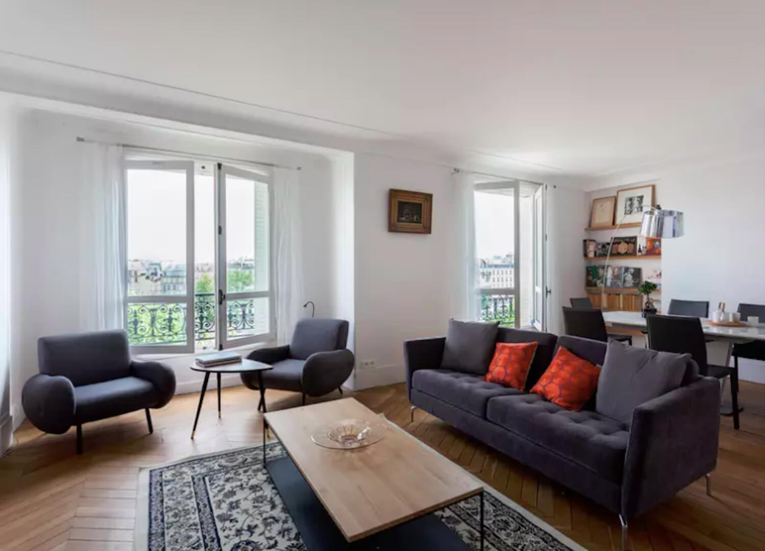 est living travel paris guide homes left bank quai de la tournelle 1