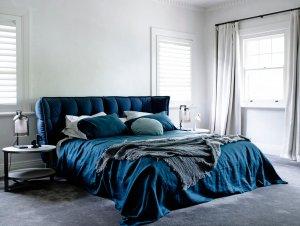 Bedroom   A Huntingfield Road Renaissance