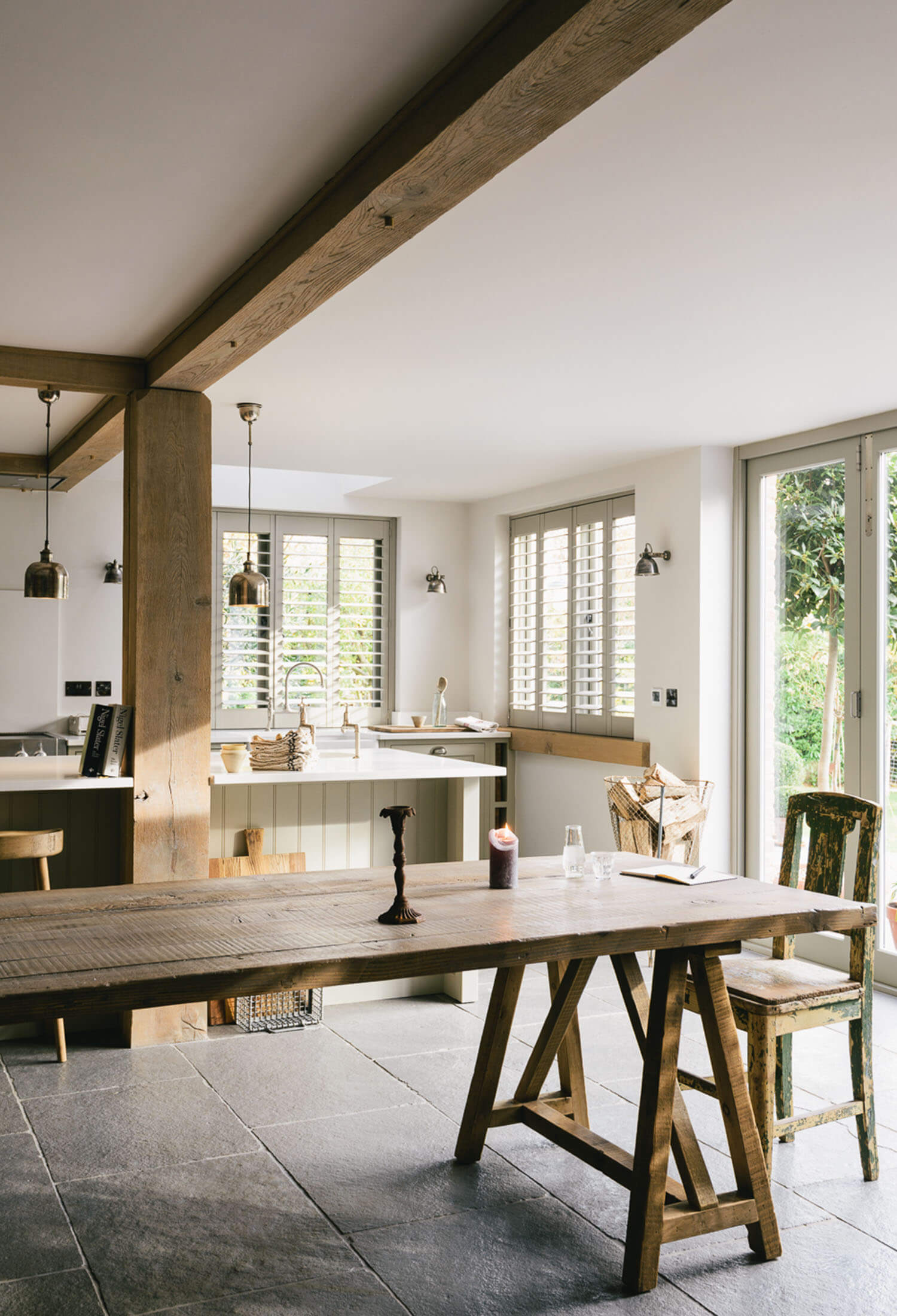 est living the real shaker kitchen henley times.01