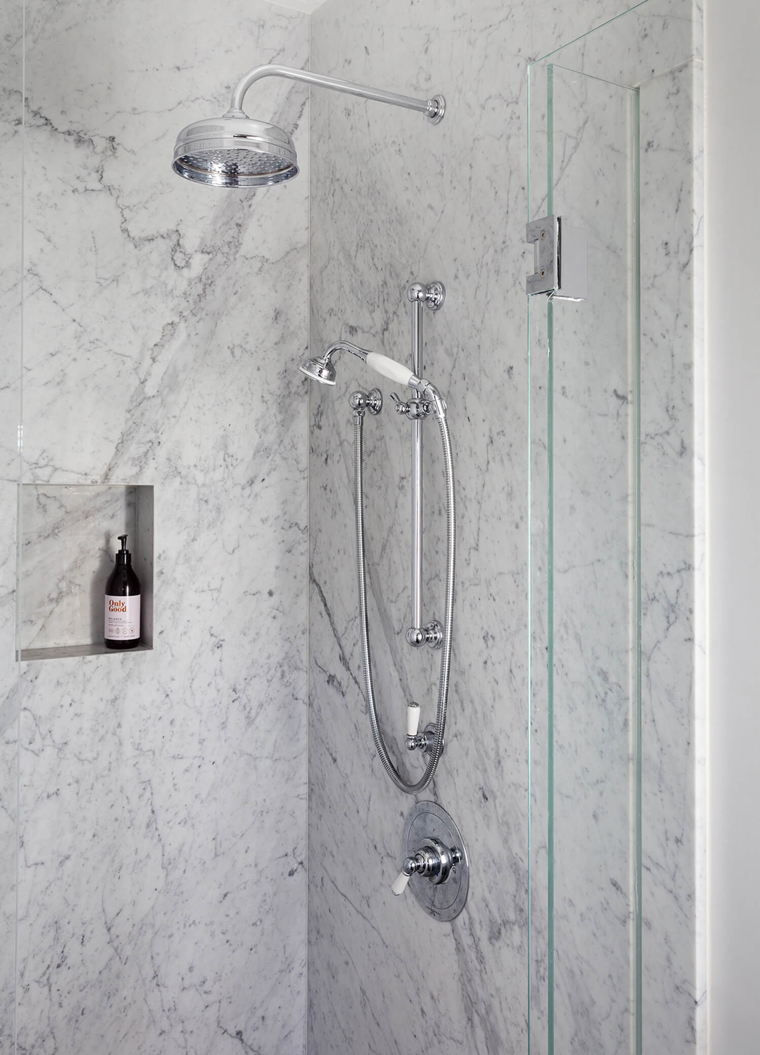 est living get the look marble bathroom english tapware 2