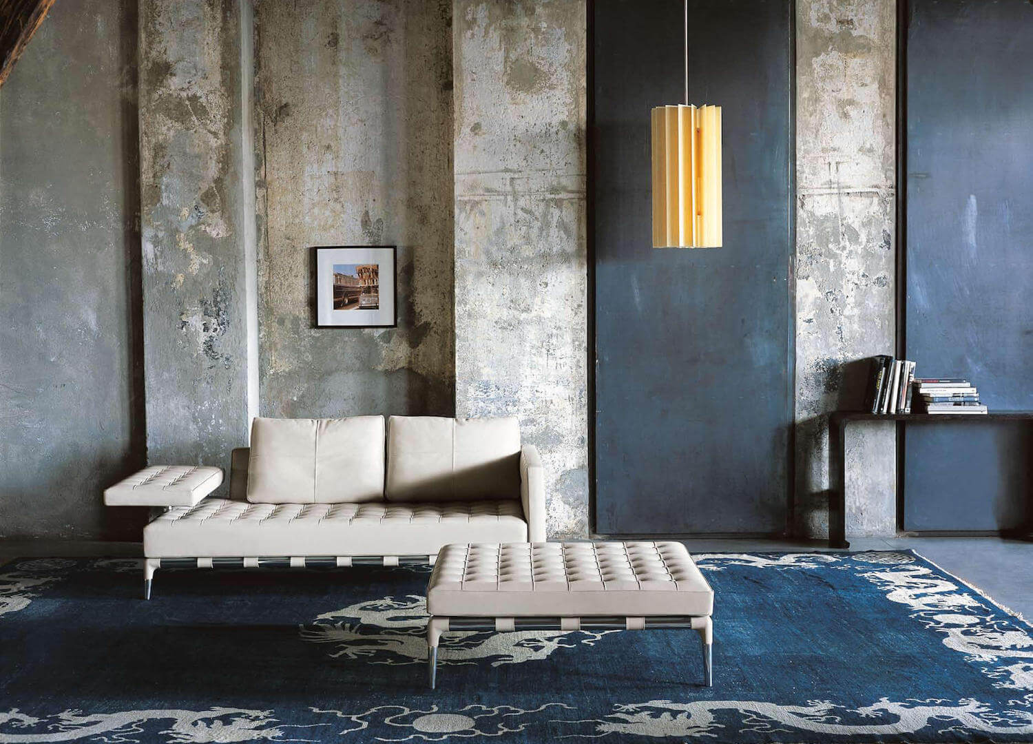 est living space feature cassina return philippe starck