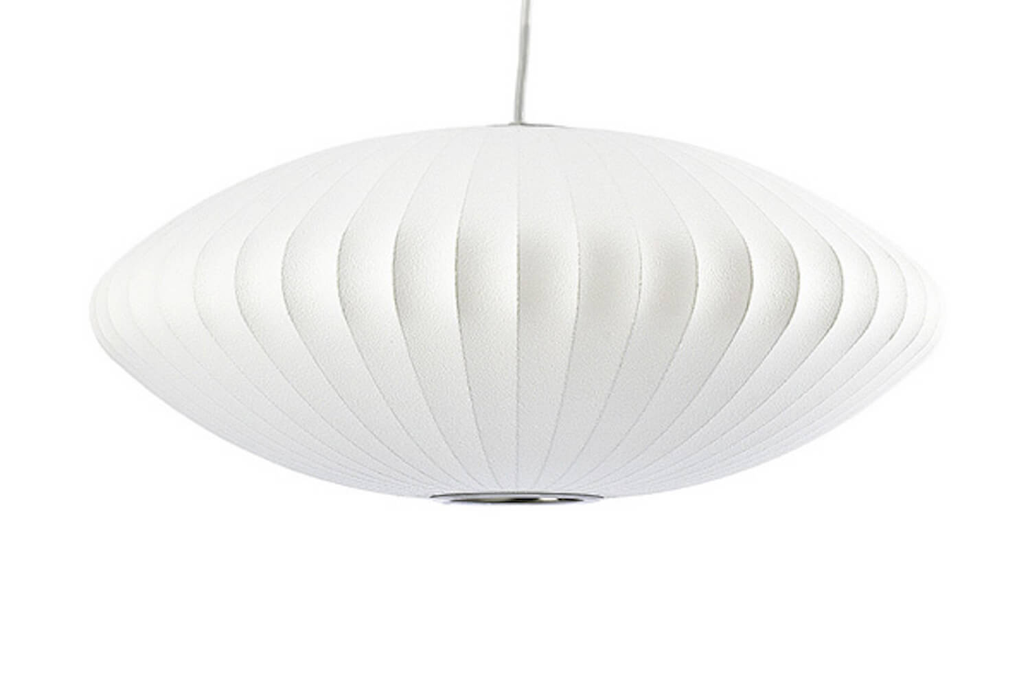 george nelson bubble saucer lamp