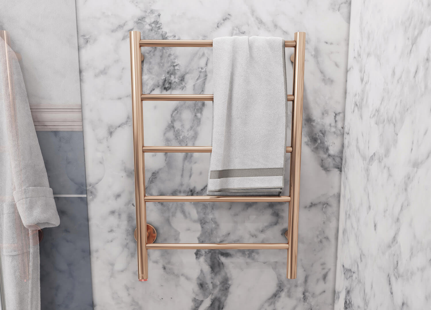Bathroom Butler Heated Towel Rail Bathe