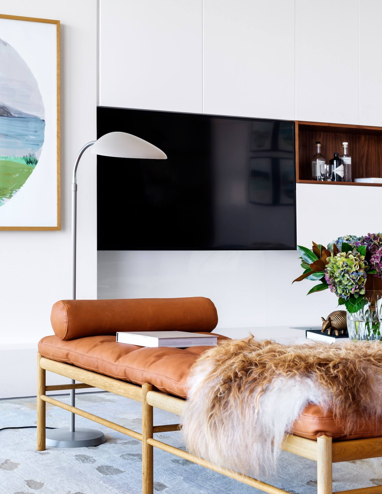 est living ana carin design barangaroo apartment lounge