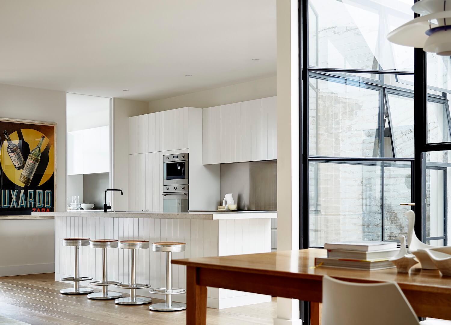 est living ana carin design bondi road kitchen
