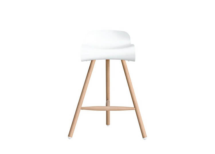 BCN Wood Stool