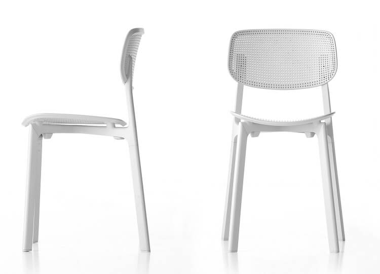 Colander Dining Chair Fanuli