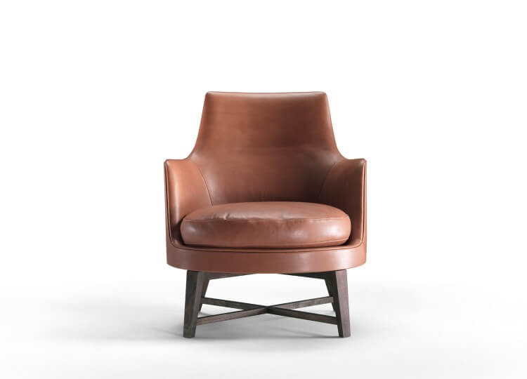 Guscio Lounge Chair