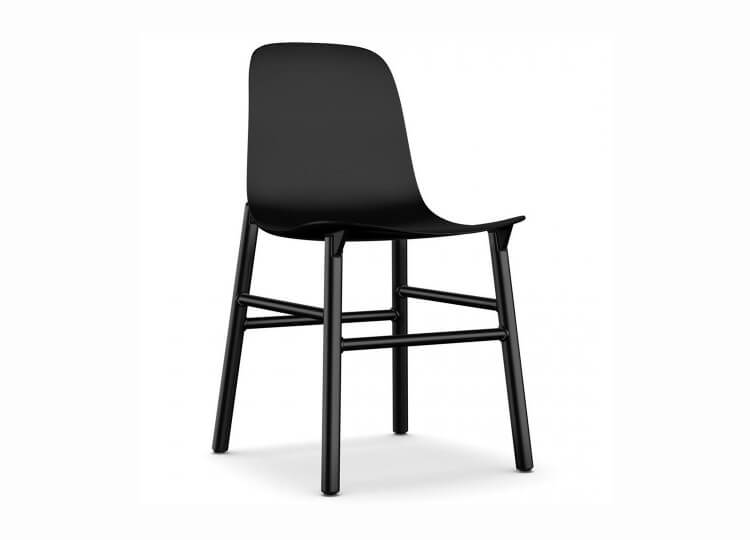 Kristalia Sharky Aluminium Chair