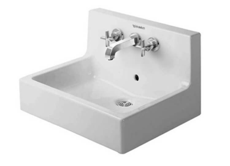 Vero Air Washbasin by Duravit Bathe