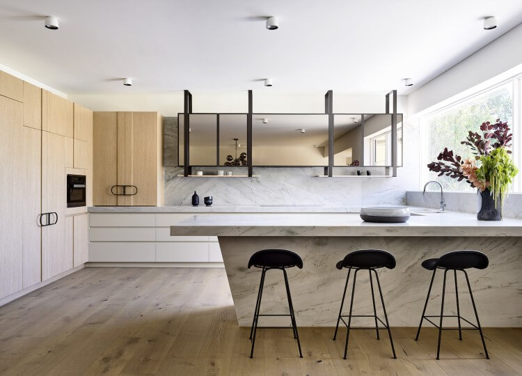 Kitchen | Ivanhoe Home Kitchen by Doherty Design Studio