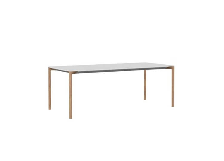 Boiacca Wood Dining Table Fanuli