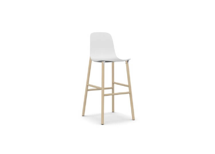 Kristalia Sharky Stool