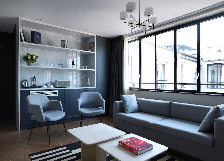 est living travel hotel bachaumont 11
